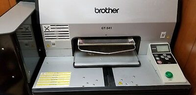 Brother gt-541 DTG Printer For Parts