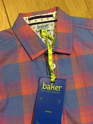 Ted Baker Baby Boy Shirt Age 3-6 Months