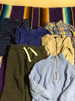 Lot of Boys Polo Ralph Lauren CLothes - Size 2T/2 Years, Good Used Condition