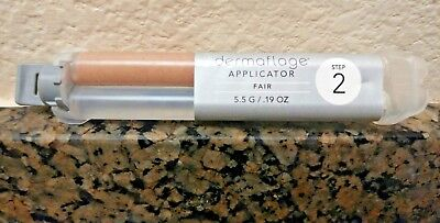 Dermaflage Single Applicator Topical Scar Filler 5.5g fair