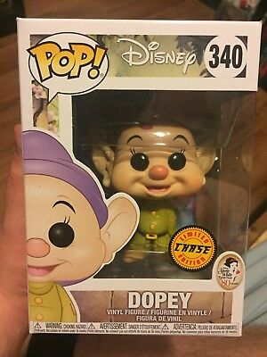 Funko Pop Disney Dopey Chase Limited Edition