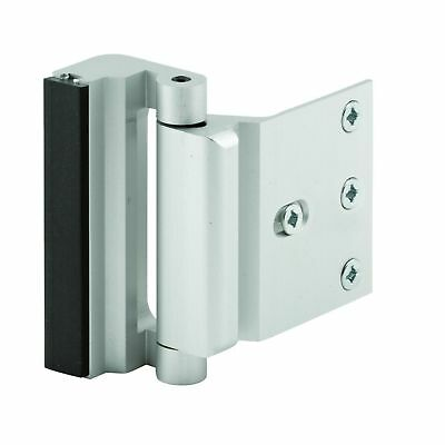 Door Reinforcement Lock Add Extra High Security to your Home Aluminum Safe New