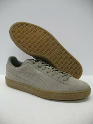 8fc67aacfacb New PUMA 363242 Suede Classic + Casual Athletic Trainer Shoes Sneakers Gray  Mens