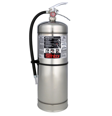 New Ansul 2.5 Gallon Water Pressure Fire Extinguisher With Schrader Valve 2018