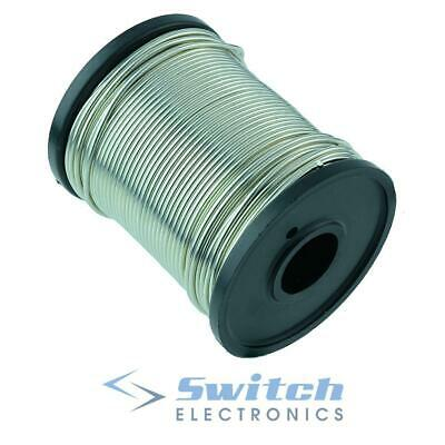 Tinned Copper Wire 500g - 1SWG to 26SWG