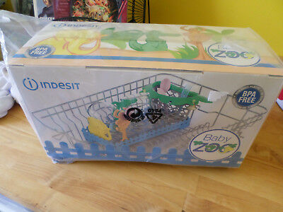 Indeset Baby Zoo Babyzoo Bottle feeding rack Dishwasher storage