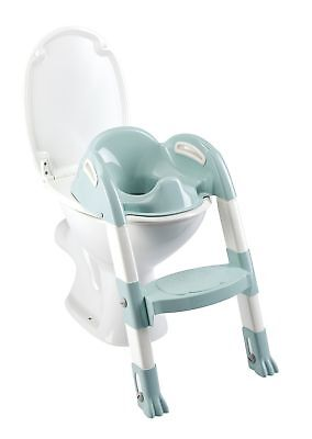 THERMOBABY Kiddyloo Riduttore di WC verde colore: Celadon