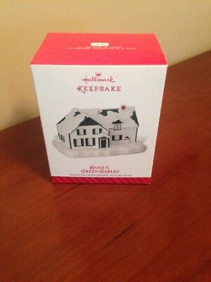 Hallmark Anne Of Green Gables 3Rd And Final Ornament Canada Exclusive 2014 Nib