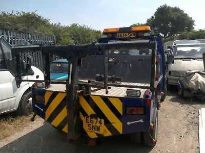 ford transit spec lift recovery truck