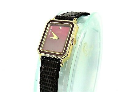 Vintage 2 Jewel Quartz SEIKO SGP Gold Plated Women Watch New Battery