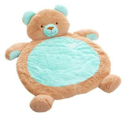 Fuzzy Factory | Baby Play Mat : Mint Bear