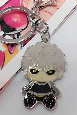 Anime One Punch Man Genos Keychain USA SELLER!!! FAST SHIPPING!