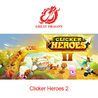 [Contact Before Purchase] Clicker Heroes 2 [PC Global]