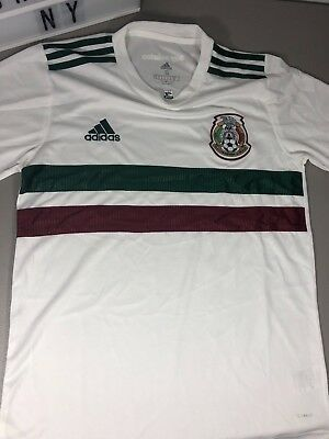 5b6e84d4 LAST ONE! HIRVING Lozano Mexico Home Jersey World Cup 2018 Size ...