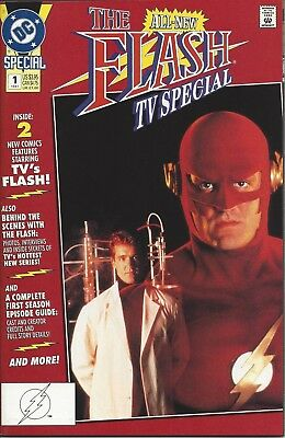 The Flash TV Special #1. 1991. DC. VF/NM.