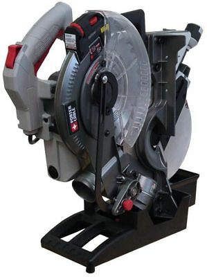 New PORTER-CABLE PCXB115MS 10-in 15-Amp Single Bevel Compound Folding Miter Saw
