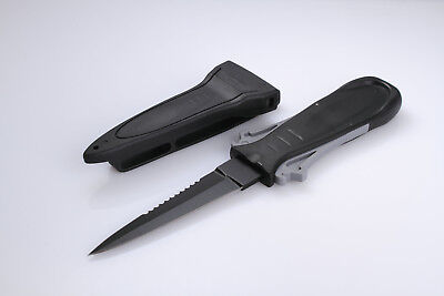 Stainless Steel Spearfishing and Dive Knife with Straps