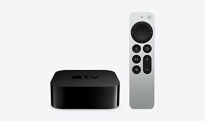 Apple TV 4th/5th Generation 32GB/64GB Full HD to 4K Resolution Model A1625/A1842