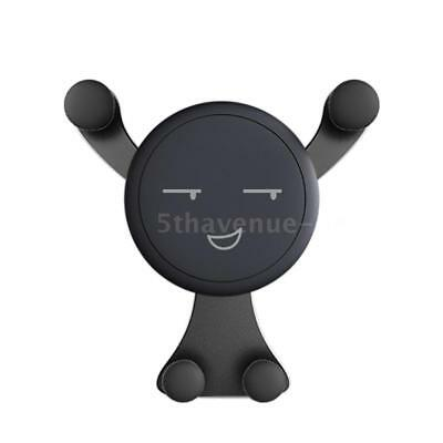 Universal Mobile Phone Car Air Vent Holder T0F2
