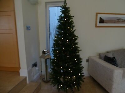 6ft Pre Lit John Lewis Artificial Pop Up Green Christmas Tree In