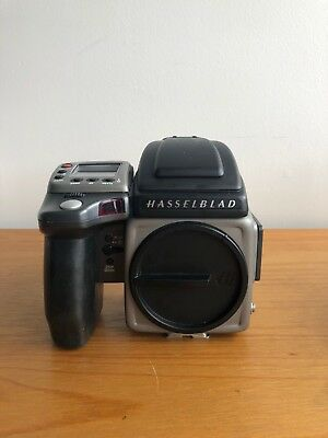 Hasselblad H2 Body With Prism & Battery