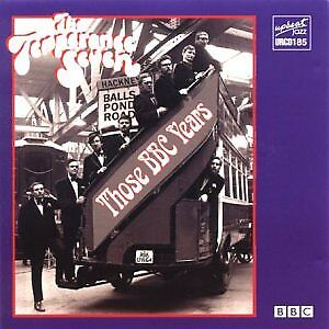 Temperance Seven - Those BBC Years [CD]
