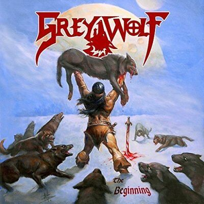 Grey Wolf - The Beginning [CD]