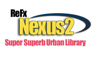 Refx Nexus 2.2 2 Expansion Library 30 Factory Expansions Trap EDM Pop R&B Nexus2