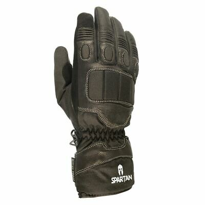 Oxford Spartan All Season Gloves With Adjustable Wrist For Motorcycle Motorbike