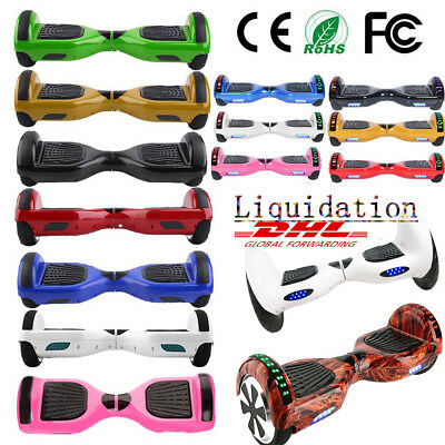 Liquidation Balancing Scooter Gyropode Hoverboard Self électrique Overboard Sac