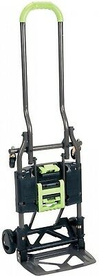 Hand Truck Dollies 300 lb. Multi-Position Convertible Steel Frame (2-in-1)