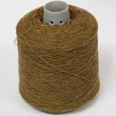 Shetland Weaving Yarn - Colour Wild Oat - various cone weights