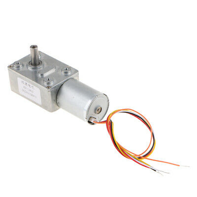 Blesiya Mini DC6V Speed Reduction DC Brushless Gear Motor Gearbox 110-900rpm