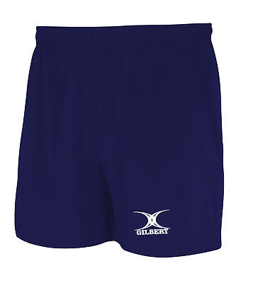 Clearance Line New Gilbert Rugby Vapour Gym Shorts Navy Medium