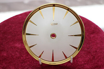 Kundo Clock Face for 400 day anniversary clock 108mm diameter nice condition