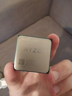 AMD RYZEN 5 1600 - 3 60GHz Hexa-Core Processor + stock cooler