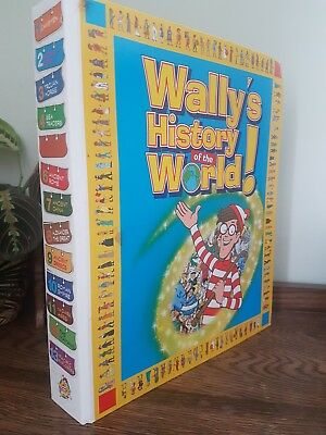 Where's Wally's History of the World Magazine Collection