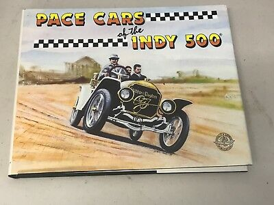 1989 Pace Cars of the INDY 500 Indianapolis Car Race L Spencer Riggs Hardcover