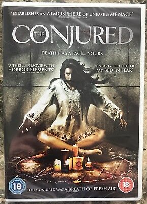 Conjured, The (DVD) (NEW & SEALED)