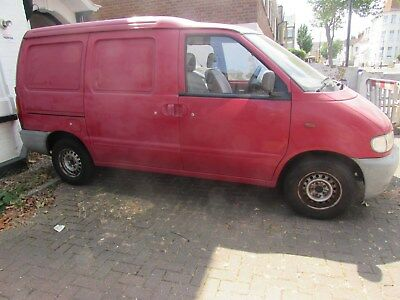 "Nissan Vanette Cargo 2.3 Van Spares/repairs ""collection Only"""