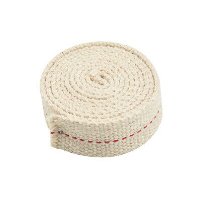 Flat Cotton Oil Lamp Wick Roll For Oil Lamps and Lanterns
