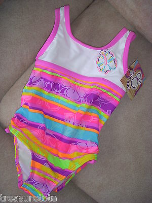 Girls Size 24 Mth * OP * 1-Piece Swimsuit NWT