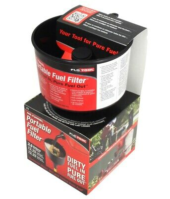 Mr Funnel RFF3C Fuel Filter 3.5 gal/minute Petrol, Diesel, Heating Oil, Kerosene