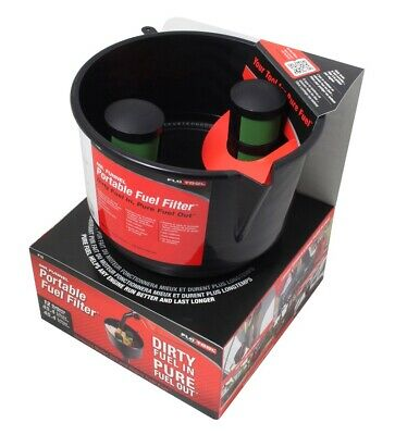 Mr Funnel RFF15C Fuel Filter 12 gal/minute Petrol, Diesel, Heating Oil, Kerosene