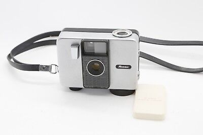 Ricoh Auto Half - Half Frame Camera with Cap (145292) - Sold As Seen
