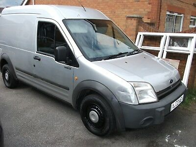 Ford Transit Connect LWB -230T - 2003 - MOT - No Reserve