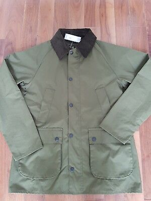 Barbour SL Bedale Green Jacket SIze 42/XL £209.00 BNWT.