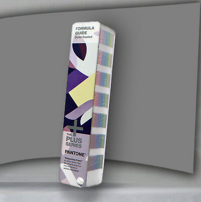 Pantone Color FORMULA Guide Solid COATED - - GP1601N - - 1,867 Colors - - Sealed
