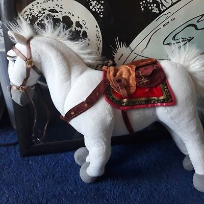 Soft maximus horse from disneys tangled