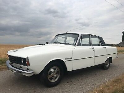 1976 Rover P6 2200SC auto ***48,000mls from new***